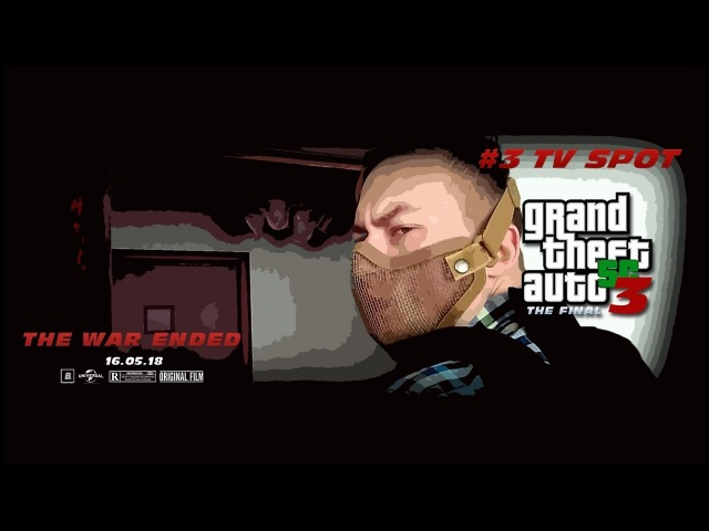 Grand Theft Auto:SC 3 - The Final 3 TV Spot