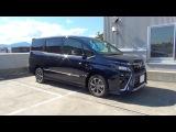 20172018 New TOYOTA VOXY 4WD - Exterior &amp Interior