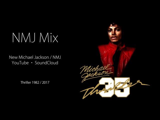 Michael Jackson - Thriller (NMJ Multitrack Instrumental)