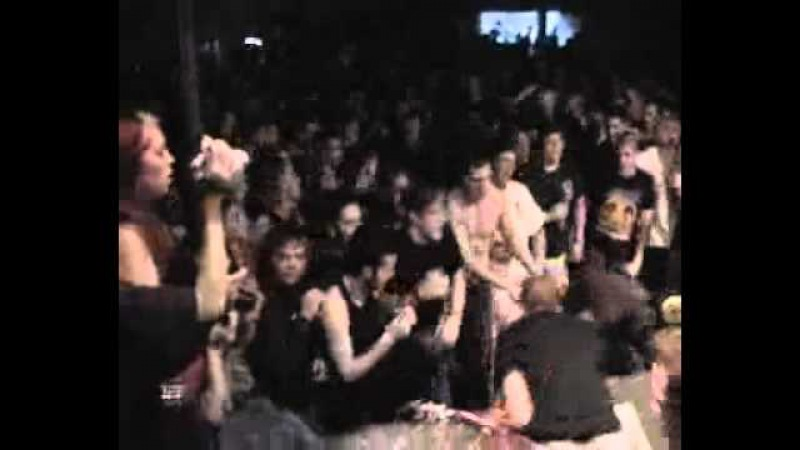 No Warning - Short Fuse live @ Posi Numbers Fest 2002