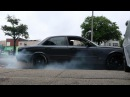 STRAIGHT PIPE jaguar burnout