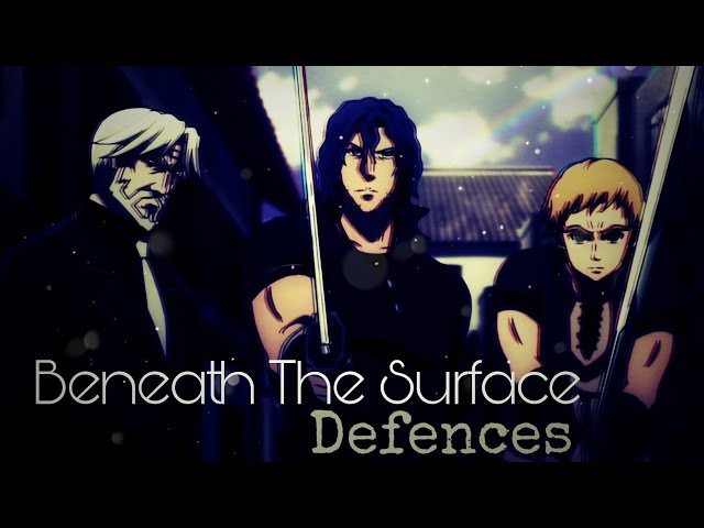 【AMV】Overlord 2 - Beneath The Surface   Defences