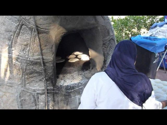 Making Egyptian Bread