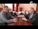 Глава района представил нового руководителя Сафоновского электромашиностроительного завода