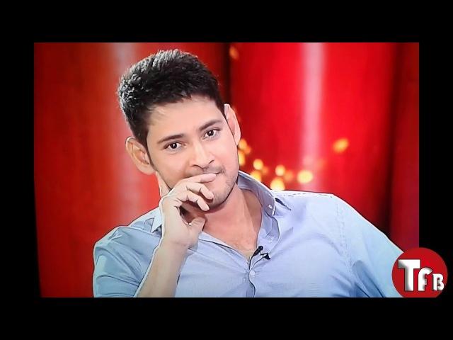 Mahesh Babu Interview Manasuku Nachindi Movie || Manjula || Sundeep Kishan || TFB..