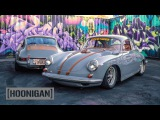 Outlaw Porsches and the Chevy Gasser Gets Prepped for Mooneyes