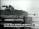 As Waffen SS atacam para quebrar o cerco em Kovel 1944