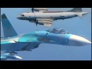 Russian jet fighter intimidates American aircraft incident 1 29 2018