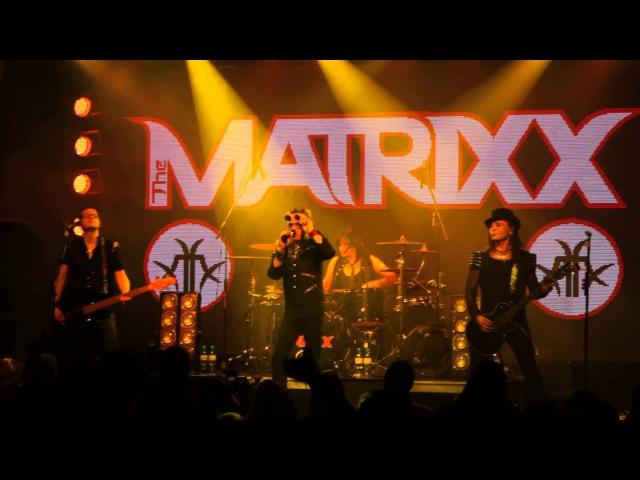 The MATRIXX - Грех (SYNTHETIC SNOW FEST XII, Москва, клуб «ТЕАТРЪ», 12 декабря 2014)