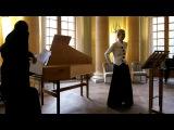 Il tempo di Francesca - Мадригал четырех частный для сопрано (Клаудио Монтеверди)