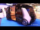 2017 Kamaz Concept by To Us НАМИ Exterior and Interior Walkaround 2016 Moscow Automobile Salon