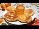 Сырники из творога видео рецепт