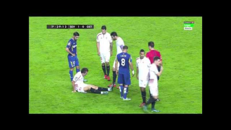 Yevhen Konoplyanka vs Getafe Home (24/10/2015) 720p HD By CROSE