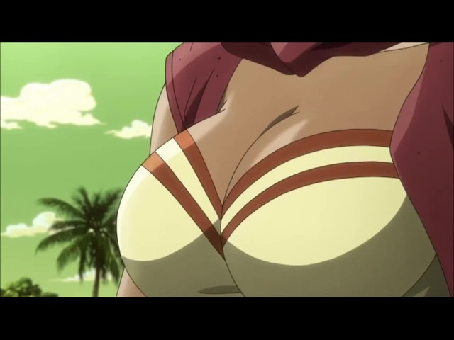 Joseph Joestar and maleficent magnetic breasts.