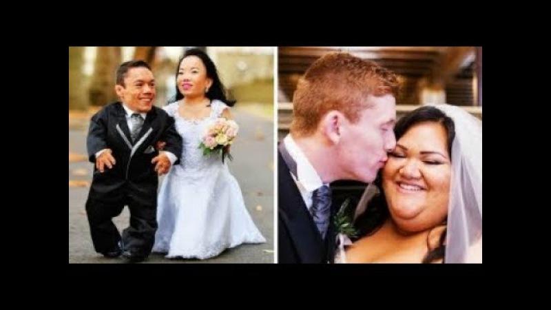 Купидон пошутил 18 фотографий, которые рвут шаблоны о том, как должна выглядеть идеальная пара.