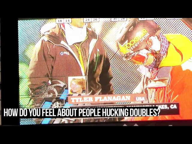 Tyler Flanagan on his Winter X Games Experience