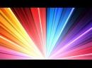 Футажи для видеомонтажа Красивый яркий разноцветный фон