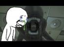 Alien: Isolation Баги, Приколы, Фейлы - На хвост наступил