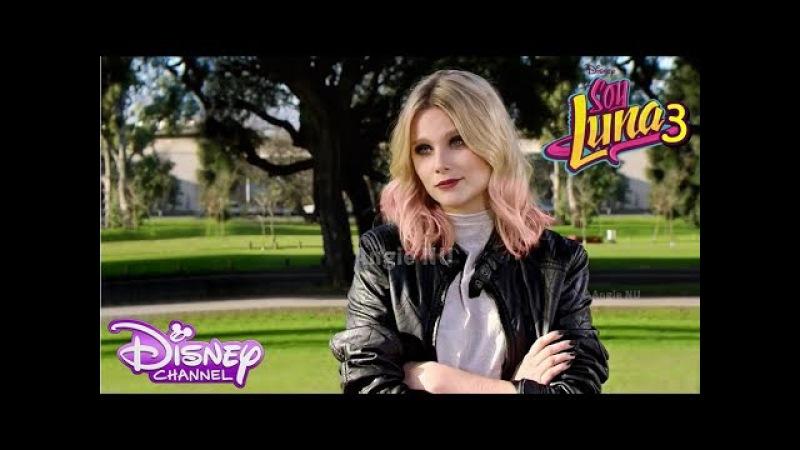 Soy Luna 3 ♥ Trailer Oficial ♥ ¡Exclusivo! (Ambar más mala que nunca) Angie NU ♥