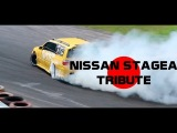 Nissan Stagea (WC34 &amp M35) Compilation Tribute