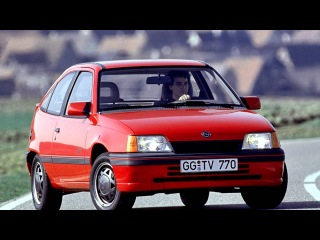 Opel Kadett GT 3 door E '1989–91