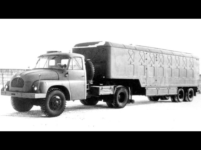 Tatra T138 NTt 44 1962 67