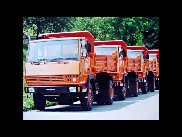Steyr Plus 991 42 1978 90