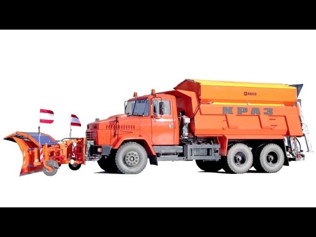Rasco КрАЗ 65055 Дорожник 2011