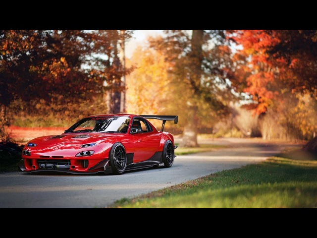 Need for Speed Carbon Mazda RX7 Red Label