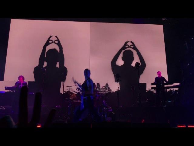 Depeche Mode - World in my eyes (SKK St.-Petersburg 16.02.2018)