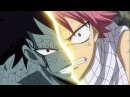 Fairy tail amv - natsu vs gajeel down with the sickness