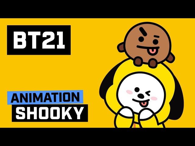BT21 SHOOKY CHIMMY