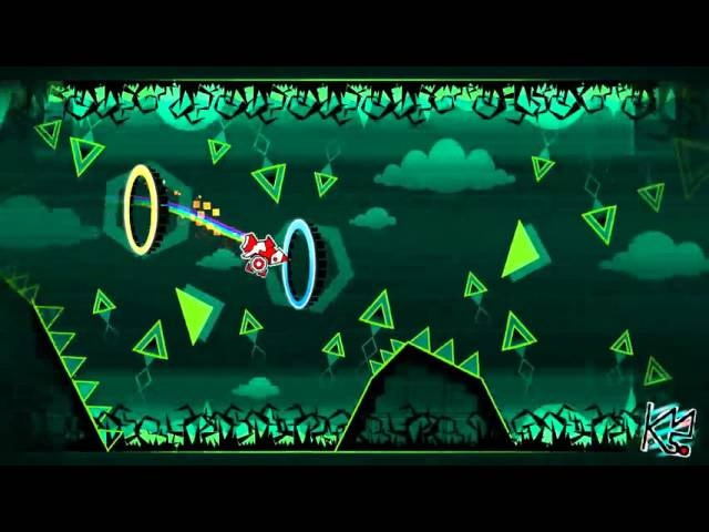 Geometry Dash - Ultraviolet by ViPriN (Demon) Complete (Live)