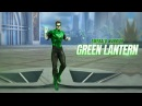 DC UNCHAINED - Green Lantern Skill Video Released!
