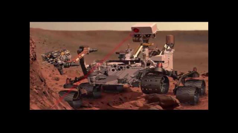 ЭТИ снимки Марса шокировали. На МАРСЕ возможно есть жизнь .Life on Mars