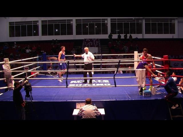 Исраил Мадримов (Узбекистан) vs Тамерлан Казиев (Россия) 75кг