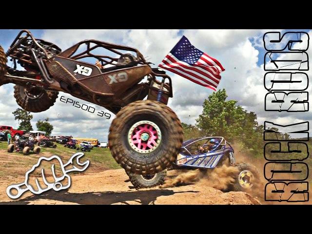 Pro Rock Racing KNOCKOUT at West Ga Mud Park - Rock Rods Episode 39