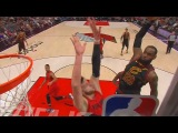 LeBron James Dunks On Jusuf Nurkic &amp Ends His NBA Career With Unreal Posterizer!