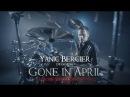 Yanic Bercier drum playthrough GONE IN APRIL As Hope Welcomes Death