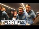«Манчестер Сити» - «Саутгемптон» 2:1 Камера в туннеле