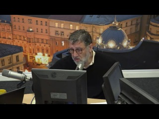 Сергей Пархоменко Суть событий Эхо Москвы 13 октября 2017