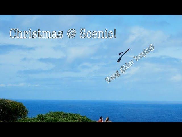 Christmas Hang Gliding at Scenic