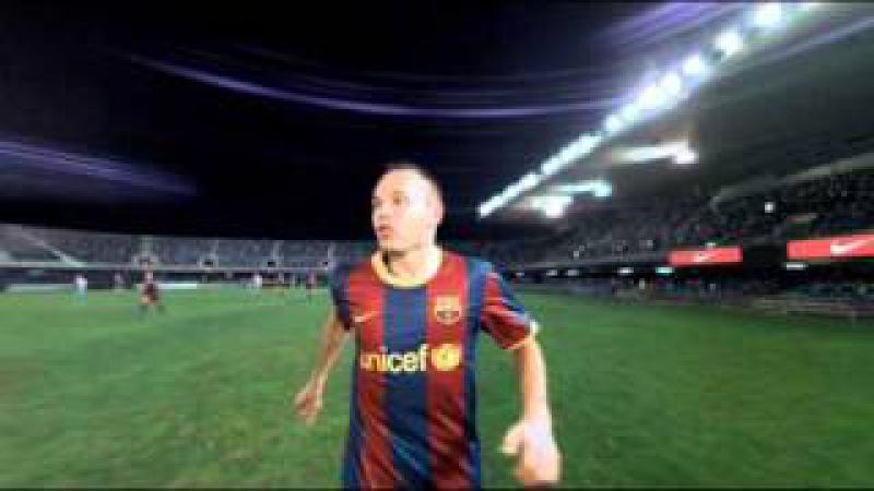 CTR 360 Maestri II: Take Control Andrés Iniesta: Nike Soccer