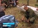 В Молькино проходят военно-полевые сборы казаков