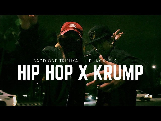HIP HOP x KRUMP in the Streets of Manila feat. Badd One Trishka Black Zik | RPProductions