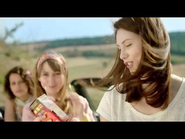 Реклама чай Tess Pleasure 2012 Посмотри как вкусно попробуй как красиво