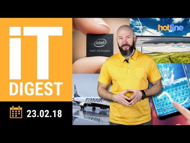 IT Digest: новый Burnout, смерть Swype, Киевстар и Hyperloop в Украине