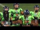 Женский американский футбол! Лучшие моменты! Жесть!