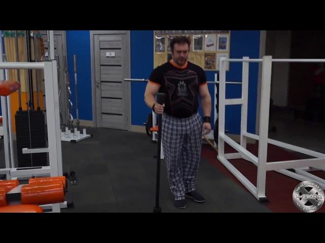 Комплекс упражнений с бодибаром. Для мышц кора, спины, бицепсов, трицепсов, ягодичных и квадрицепсов