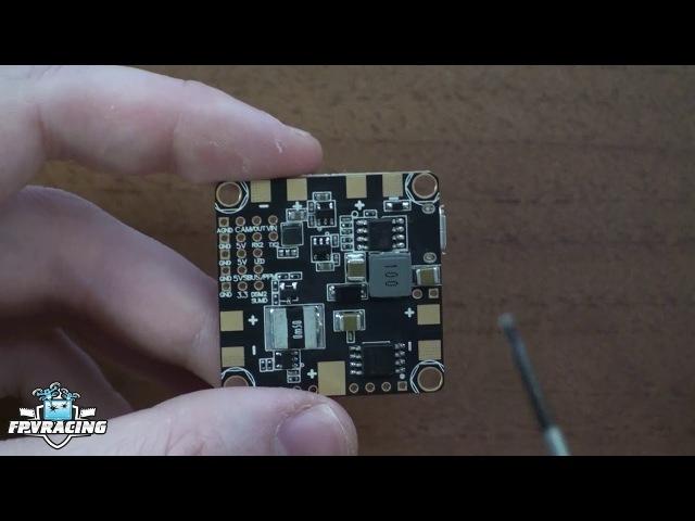 Копия полетного контроллера BetaFlight F4